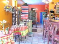 Мексиканский дом соединяет в себе открытое...