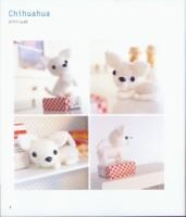 Миниатюрные игрушки собачки схемы все породы вязание крючком 669