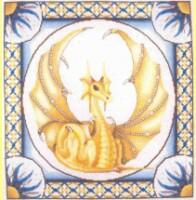 Название: Схемы для вышивки крестом - Фэнтези Аннотация: Коллекция схем для вышивки крестом.
